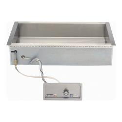 Wells - HT200 - 25 3/4 in Built-In Bain Marie Warmer image