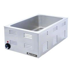 Adcraft - FW-1200W - Full Size Countertop Food Warmer image
