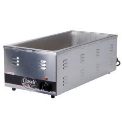 APW Wyott - CW-3A - 12 in x 27 in Countertop Wamer/Cooker image