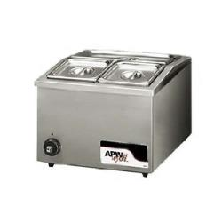 APW Wyott - W-6 - Electric Countertop Food Pan Warmer image