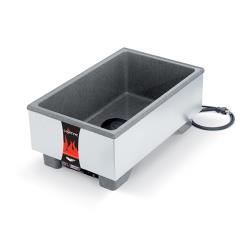 Vollrath - 72023 - Cayenne® Ultra Full Size Countertop Hot Food Merchandiser image