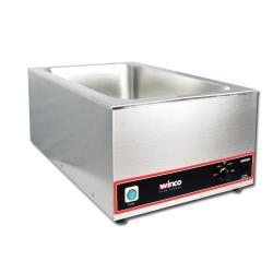 Winco - FW-S500 - Full Size Countertop Food Warmer image