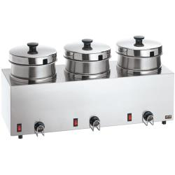 Server - 85900 - Triple 5 Quart Cooker/Warmer image