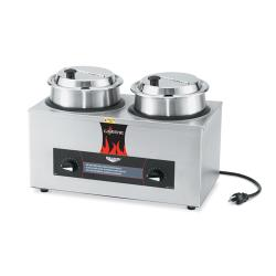 Vollrath - 72040 - Cayenne® 4 Qt Twin Well Rethermalizer Kit image