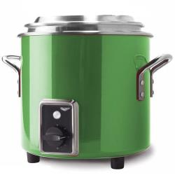 Vollrath - 7217235 - Candy Apple Green Countertop Rethermalizer image