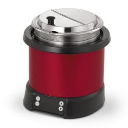 Vollrath - 7470140 - 7 Qt Red Induction Rethermalizer image