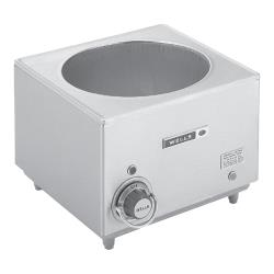 Wells - HW-10 - Cook N' Hold 11 Qt. Round Countertop Food Warmer image