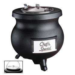 Tomlinson - 1006858 - Frontier® 12 Qt. Soup Kettle w/ Transport Collar image