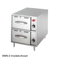 Wells - RWN-3 - Narrow Freestanding Warmer w/ 3 Drawers image