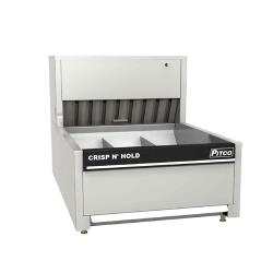 Pitco - PCC-28 - Crisp 'N Hold 4 Section Countertop Crispy Food Station image