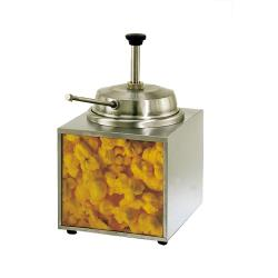 Star - 3WLA-B - 3 1/2 qt Lighted Butter Warmer w/ Pump image
