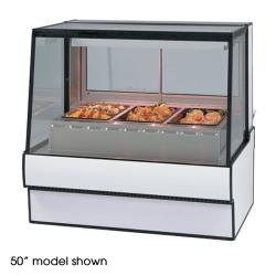 "Federal - SG7748HD - High Volume 77"" Hot Deli Case image"