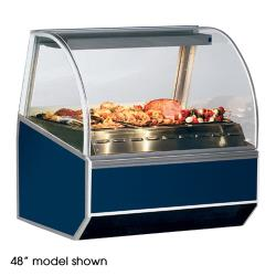 "Federal - SN-6HD - Series '90 77"" Hot Deli Case image"
