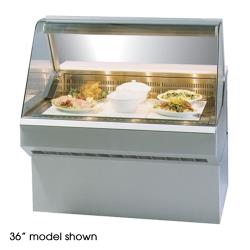 "Federal - SQ-8HD - Market Series 96"" Hot Deli Case image"