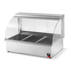 Vollrath - 40732 - Cayenne® Bain Marie Hot Display Case image