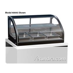 "Vollrath - 40847 - 60"" Drop-In Heated Display Cabinet image"
