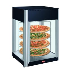 Hatco - FDWD-2-120 - 2 Door Flav-R-Fresh® Hot Food Merchandiser w/ Rack Motor image