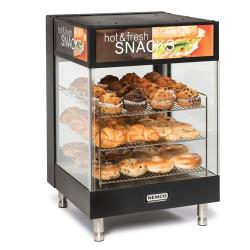 Nemco - 6424 - 3-Tier 15 in Square Shelves Angled Merchandiser image