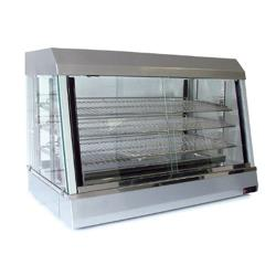 "Vollrath - 40735 - Cayenne® 48"" Self-Service Countertop Hot Food Merchandiser image"