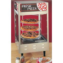 Nemco - 6451-2 - Pass Through 3-Tier Pizza Merchandiser image