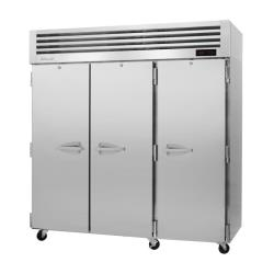 Turbo Air - PRO-77H - 3 Solid Door PRO Series Reach-In Heated Cabinet image