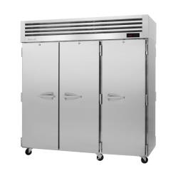 Turbo Air - PRO-77H-PT - 3 Solid Door PRO Series Pass-Thru Heated Cabinet image