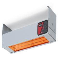 Nemco - 6150-60 - 60 in Overhead Bar Heater Food Warmer image