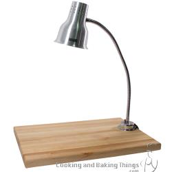 Carlisle - HL8185B00 - FlexiGlow™ Adjustable Single Bulb Carving Station image