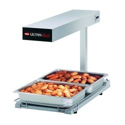 Hatco - UGFFB-120-T - Ultra-Glo™ Portable French Fry Warmer w/ Heated Base image