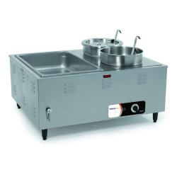 Nemco - 6060A - 27 in Freestanding Mini Steamtable image