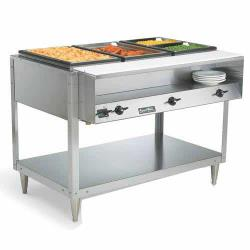 Vollrath - 38104 - Servewell® 700 Watt 4 Well Hot Food Table image