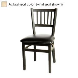 Oak Street - SL2090-N - Verticalback Chair w/Natural Wood Seat image