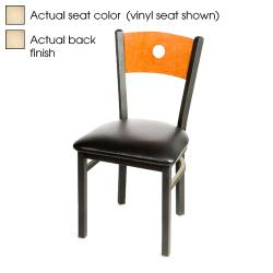 Oak Street - SL2150-B-N - Bullseye Natural Wood Back & Seat Chair image