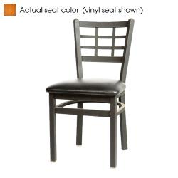 Oak Street - SL2163-C - Windowpane Chair w/Cherry Wood Seat image