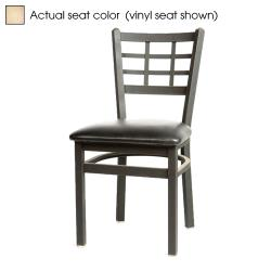 Oak Street - SL2163-N - Windowpane Chair w/Natural Wood Seat image