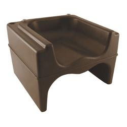 Cambro - 200BC131 - Brown Double Booster Seat image