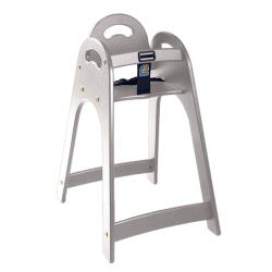 Koala - KB105-01 - Gray Designer High Chair image
