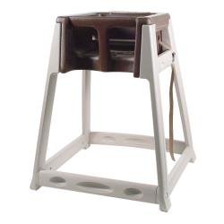 Koala - KB888-09 - Brown Kidsitter High Chair image