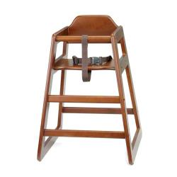 Tablecraft - 66A - Wooden High Chair image