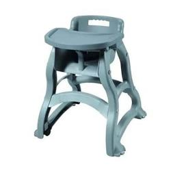 Winco - CHH-29 - Contemporary Plastic High Chair image