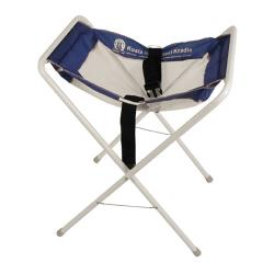 Koala - KB115-99 - White and Blue Infant Seat Kradle image
