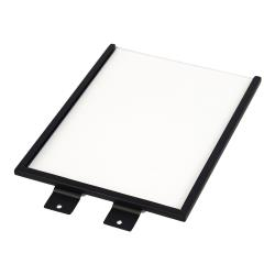 Cal-Mil - 22159-811-13 - Modular Stand Sign Holder image