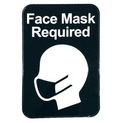 Tablecraft - 10541 - Face Mask Required Sign image