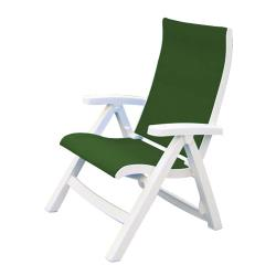 Grosfillex - CT089004 - Jersey Hunter Green Midback Chair image