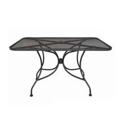 Oak Street Mfg. - OD3048-STD - 30 in x 48 in Rectangular Outdoor Table image