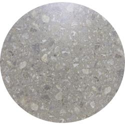 Grosfillex - 99831102 - Tokyo Stone 30 in Round Table Top image