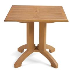 "Grosfillex - US240208 - Winston 32"" Square Table image"