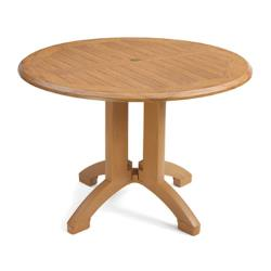 Grosfillex - US240608 - 42 in Round Winston Table image