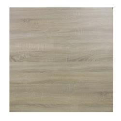 Grosfillex - US30VG71 - 30 in Square White Oak Vanguard Table Top image