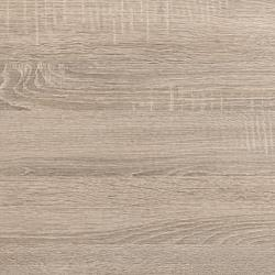 Grosfillex - US72VG59 - 30 in x 72 in Weathered Oak Vanguard Table Top image